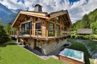 gite Chamonix Mont Blanc Black Stone Chalet