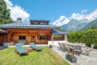 gite Chamonix Mont Blanc Chalet Wilde