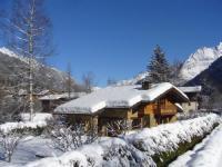 gite Saint Gervais les Bains Ski Breezy Chalet