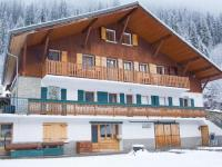 gite Les Gets Cozy chalet directly at the ski resort Portes du Soleil