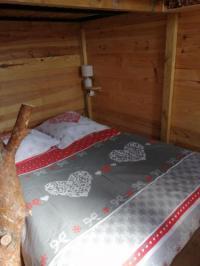 gite Beaumont Cabane en bois