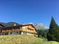 gite Les Gets La Terrasse du Mont-Blanc