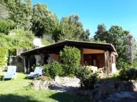Châlet Corse DISCRET, APAISANT, CALME entre MER et MONTAGNE