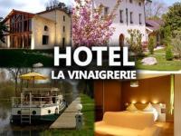 Châlet Champagne Ardenne Hôtel La Vinaigrerie