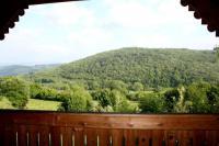 Châlet Alligny en Morvan chalet de la source