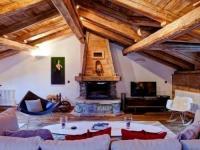 gite Landry House Courchevel 1300 : magnifique maison de village de 200m² avec 4 chambres, hammam, et belles prestations ! 164