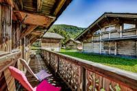 gite Chamonix Mont Blanc Chalet 5 chambres- 12 personnes CRM568