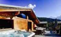 Location de vacances Les Houches Chalet 4C