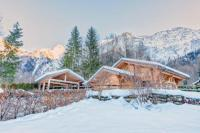 gite Chamonix Mont Blanc Chalet Bellevue avec Jacuzzi et Sauna