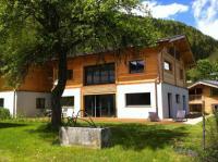 gite Montvalezan Chalet contemporain vallée de Chamonix