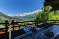 gite Chamonix Mont Blanc Chalet Noemie