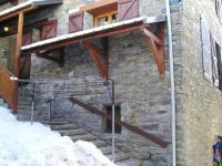 gite Avrieux Spacious chalet with a cosy atmosphere