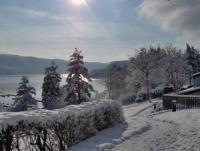 Châlet Franche Comté VVF Villages « Le Fjord Jurassien » Maisod le lac