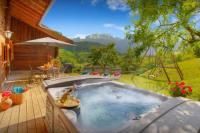gite Saint Gervais les Bains Chalet L'Otavalo - OVO Network