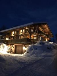 gite Chamonix Mont Blanc Chalet Le Solaret