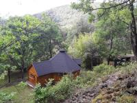 Châlet Languedoc Roussillon Natur'ânes