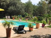 Châlet Aix en Provence la campagne de Mari