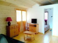 Châlet Montpellier Chalet with 2 bedrooms in Poussan with enclosed garden