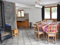 gite Villarodin Bourget HOUSE CHALET 8 personnes Chalet près de la forêt.