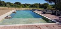 Châlet Poitou Charentes Chalet avec baignade biologique