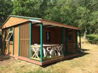 gite Calamane Chalet Mobile Home Bois
