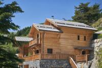 gite Roubion Ski Chalet mountain for 10 personnes