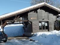 Gîte Saint Gervais les Bains Gîte Chalet Le Grand Paddock