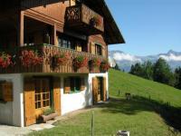 Location de vacances Saint Gervais les Bains Chalet Marie Paradis