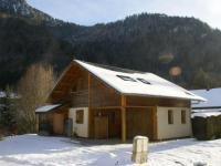 Spacious Chalet in Saint-Jean-d'Aulps near Ski Area-Chalet-Montjoie