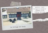 Châlet Picardie Le cottage de Sandy