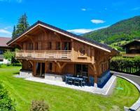 gite Chamonix Mont Blanc Chalet luxe L'HIBISCUS