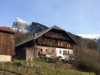 gite Chamonix Mont Blanc Vieux Levy - ground floor
