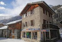 gite Champagny en Vanoise Chalet Le Loup - charming Tignes ski chalet in a superb location