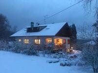 Châlet Alsace Chalet with 3 bedrooms in WangenbourgEngenthal with furnished garden 40 km from the slopes