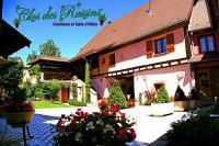 tourisme Mittelwihr Chambres et tables d'hôtes Le Clos des Raisins
