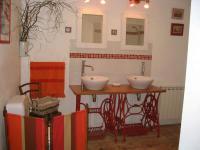 Chambre d'hôtes Gîte de France-Salle-de-bains