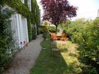 Chambre d'hôtes Gîte de France-Le-jardin