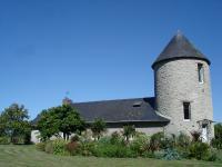 Le moulin de Kergas-Moulin-de-kergas