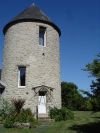 Le moulin de Kergas-Chambre-d-hote-insolite