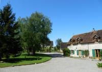 tourisme Saint Germain sur Sarthe CHAMBRES D'HOTES LA BASSE COUR