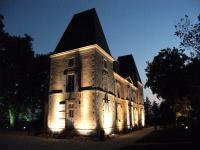 tourisme Sainte Cécile  CHAMBRES D' HOTES CHATEAU DE BELLE-VUE N°1