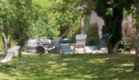 tourisme Montjean sur Loire Chambre d'hôtes Domaine des Chesnaies 'Manoir de la Noue' - Denée