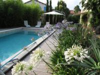 Chambre d'Hôtes Bouches du Rhône Arles au Vert