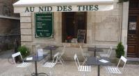 tourisme La Gonterie Boulouneix Chambres d'Hôtes Au Nid des Thés