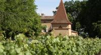 tourisme Cahuzac sur Vère Chambres d'Hôtes Château Touny les Roses