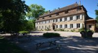 tourisme Lipsheim Chambres d'hôtes Château De Grunstein
