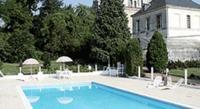 tourisme Panzoult Chambres d'hôtes Château de la Rolandière
