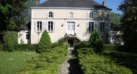 Chambre d'Hôtes Maligny L'Ecrin du Serein - Chambres d'hôtes et Roulotte - Chez Anne-Marie et François