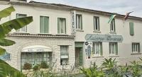 Chambre d'Hôtes Germignac Chambres d'Hôtes de L'Auberge Pontoise