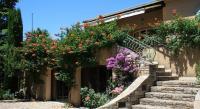 tourisme Violès Villa Thebaïde Chambres d'hôtes